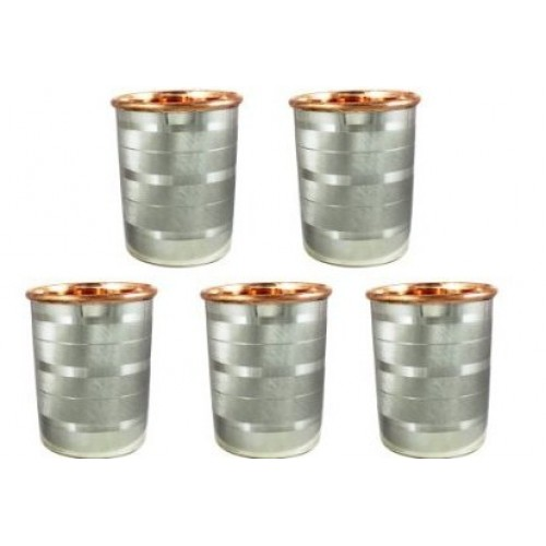 Copper Tumbler Glasses