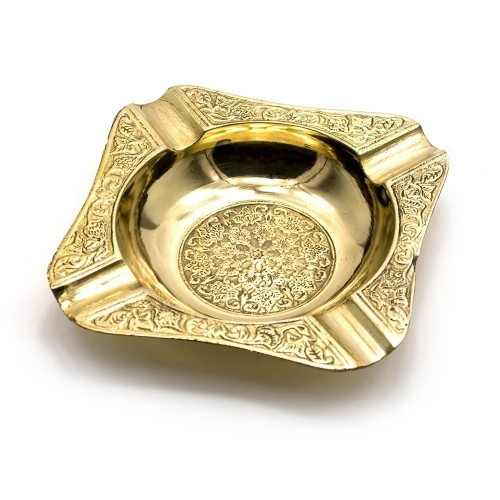 Brass ashtray for Brass home decor